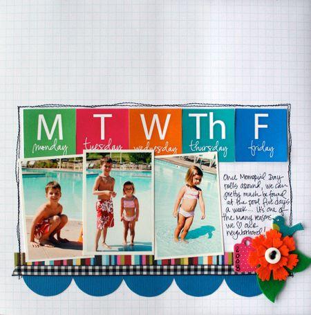MTWThF