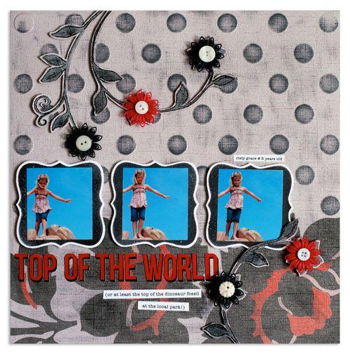 Topoftheworld