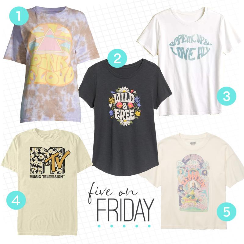 FiveOn-FRiday-Tshirts